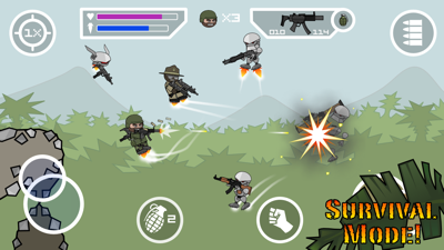 Mini Militia Screenshot 2