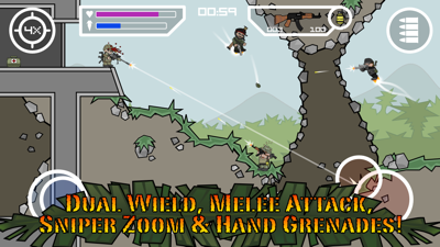 Mini Militia Screenshot 3