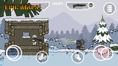 Mini Militia Screenshot 4